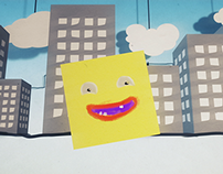 Made in Yellow - Post-it (Trailer)