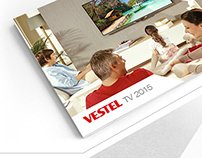 VESTEL TV 2015 CATALOG