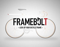 Framebolt - Bicycle Frame Lock