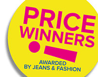 awarded by jeans & fashion
