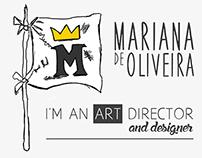 Mariana de Oliveira - 2016 Creative CV