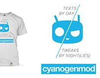 Cyanogenmod Tshirt Contest Entry