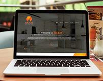 Ablaze Responsive Website Design With Online View