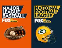 Fox Sports Concept Identity