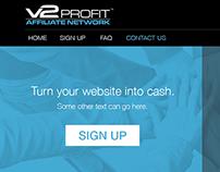 V2 Profit Website - Phases 1 & 2