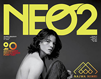 """The New Kate Moss"" for Neo2"