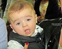 Batizado do pequeno Davi Augusto dia 17/08/2014