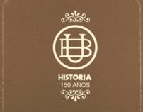 UyB 150 años