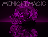 Album Artwork : MIDNIGHT MAGIC - NIGHT FLIGHT