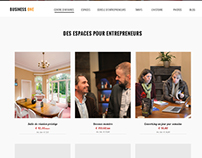 Business One - Site Web