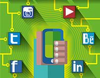 Geek social media
