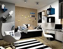 interior design concept ~ room