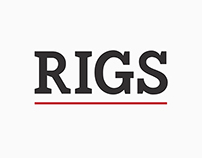 Rigs Typeface
