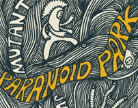 """""""Paranoid Park"""" Boards"""