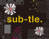 sub-tle. - screen movie for live