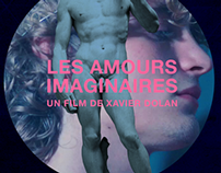 Les Amours Imaginaires Film Poster