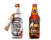IndHED™ Limited Edition // Branding / Packaging design