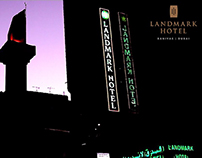 LANDMARK BANIYAS HOTEL - Advert Promo
