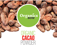 Cacao/Maca Labels