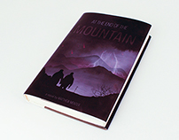 At the End of the Mountain Cover Design