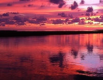 Sunsets Galore! Summer 2014