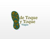 de Toque y Toque viajes - Sitio web