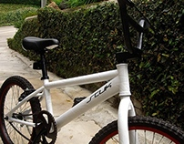 BMX Bike Customization