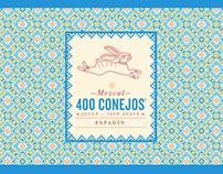 Mezcal 400 conejos