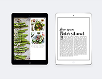 Ipad&Tablet Chef Story
