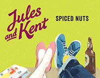 Jules & Kent: Spiced Nuts