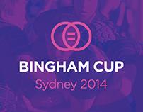 Bingham Cup 2014