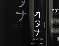 KATANA - Packaging Design