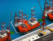 Keppel Safety 3D Corporate Animations