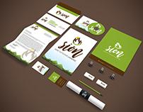 Brand & Corporate Identity - Sion Organization