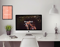 Je Fais wedding services - HTML5 & CSS3