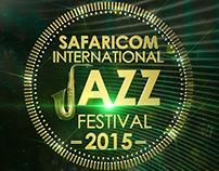 SAFARICOM JAZZ FESTIVAL 2015