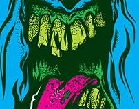 Zombie Creature Skateboard