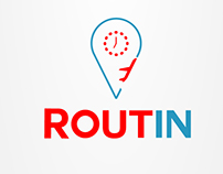 RoutIn - App for exchange students.
