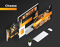 Cheese | Pizzeria branding