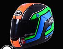 Arai RX7 Motorcycle Helmet