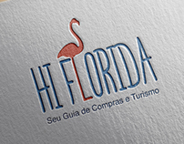 Identidade Visual HI FLORIDA