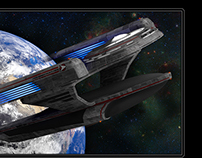 Star Trek Ships: Oberth