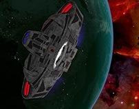 Star Trek Ships: Defiant