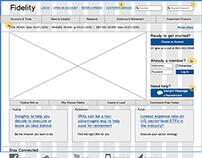 A Responsive Redesign of fidelity.com