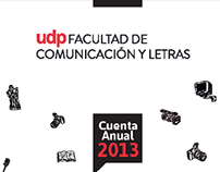 Cuenta Anual Universidad Diego Portales