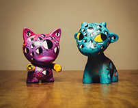 Multyclops | Kidrobot Customs