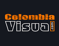 Logo Design for COLOMBIAVISUAL.COM ©2010