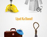 "Rexidol ""Upat Ka Banat"" New Key Art"