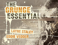 the grunge essential - cd cover