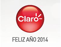 Claro Feliz Año 2014